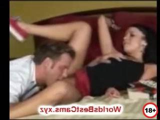 Жена изменяет трахается с другим домашнее видео