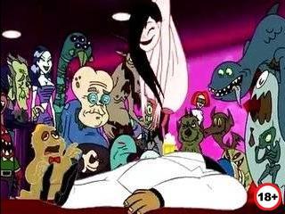 Порно суки измена мультфильмы