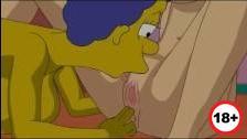 Гомер симпсон изменил жине порно видео