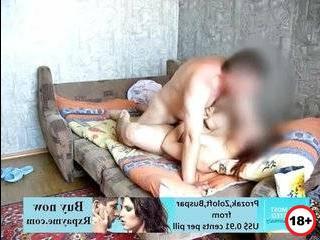 Русский муж жестоко ебёт свою жену за измену